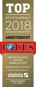 Ihre Anwälte für Arbeitsrecht in Bremen  - Focus2018
