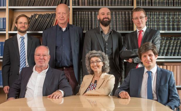 Team der Kanzlei für Arbeitsrecht Bremen